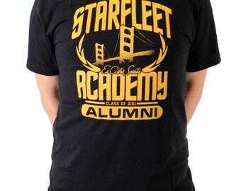 Men's Star Trek Starfleet Academy Tee/Tank Top