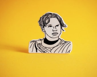 Brienne of Tarth Pin - Game of Thrones