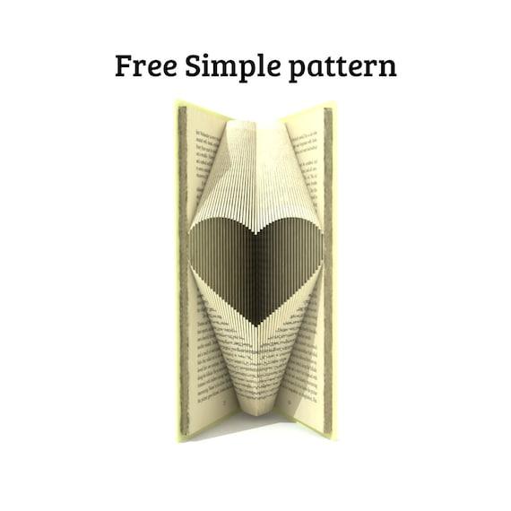 Book Folding Pattern Infinity Love 295 Folds