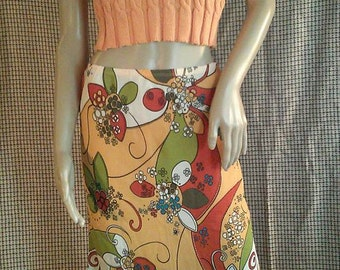 Groovy 70's vintage complete outfit