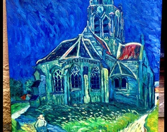 Fake reproductions-Vincent Van Gogh