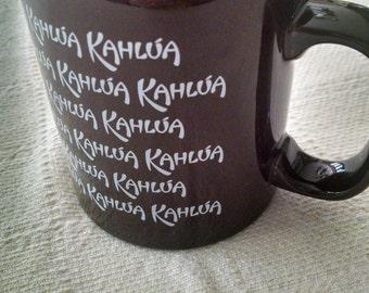 Kahlua Mug