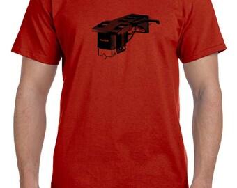 Headshell printed t-shirt