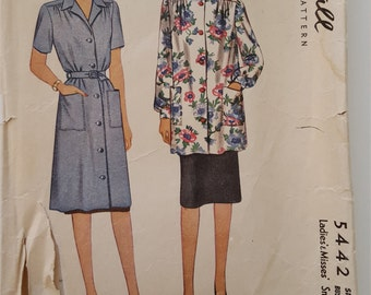 McCall 5442 Vintage Sewing Pattern