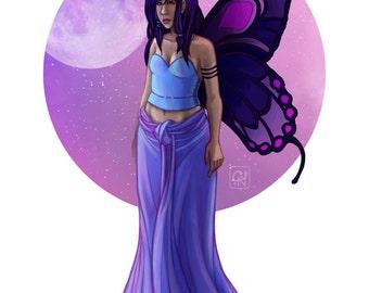 Fairy - Art Print