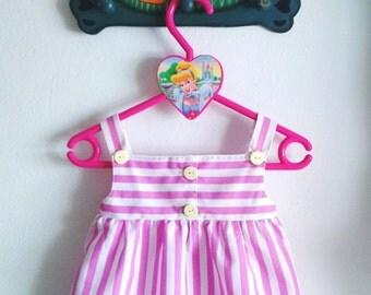 Summer girl dress (9 to 12 months)