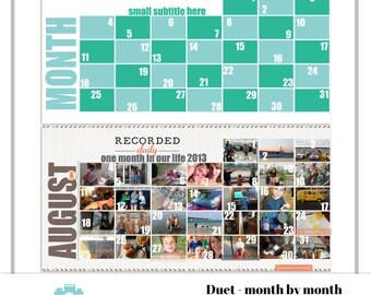 Duet - Month by Month