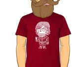 Tyrion Lannister Calavera Men's T-Shirt Small, Medium, Large, X-Large in 5 Colors