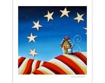 Limited Edition - 1776 - Signed 8x10 Semi Gloss Print (8/20)