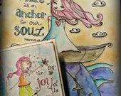 God's Girls Coloring Book (Digital Download)