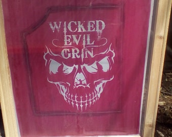 Ready to Print Silk Screens 16 x 20 Economy Screen Made to Order Silkscreen For images up to 12 x 16 Custom Screens