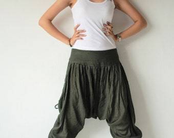 I'm Funky  Pants...Colour No.5.. XL size ... Stream punk ,Boho, Hippie