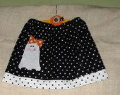 Applique Ghost Skirt