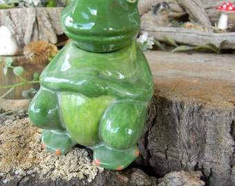 Water Spike Tender Garden Frog Plant Tender - Water Globe water source for your plants when you are on spring vacation