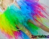 NEON Rainbow Tutu