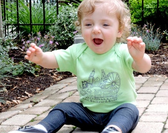 Best. Backyard. Ever. Baby Apparel - Pick Your Size