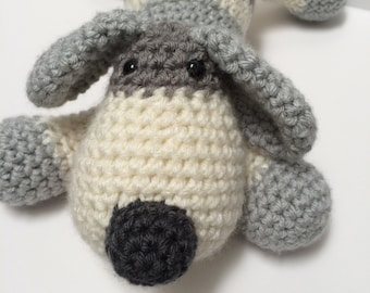 Scout the Pup Crochet Pattern