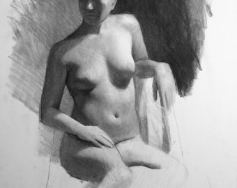 Erin - original drawing (FD 58)