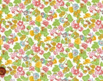 Liberty Tana Lawn Fabric, Liberty Japan Limited, Momoko Blackberry, Liberty Print Cotton Scrap, Kawaii Patchwork Fabric, Quilt, ntkitty80f