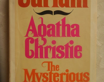 CURTAIN by Agatha Christie The Mysterious Affair at Styles