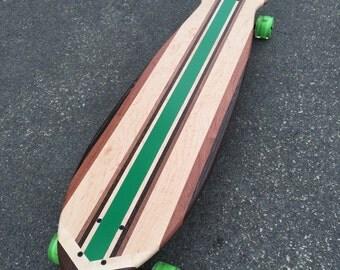 """Longboard 40"""" x 10"""" Boomer - Unique Design"""