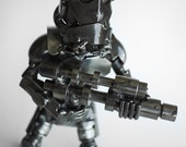 Mini Metal Elite Soldier (small item)