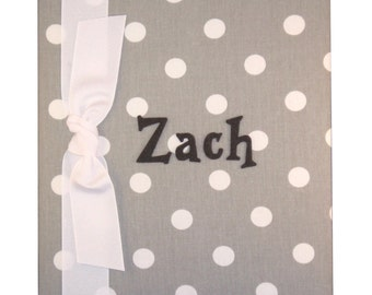 Personalized Baby Memory Books