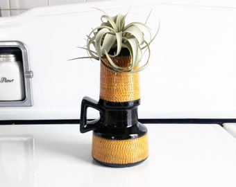 Mid Century Pottery Vase / West Germany