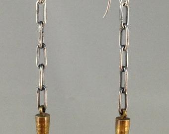 Single Spike Earrings