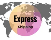 Express Shipping upgrade service with FedEx (2 buissnes days)