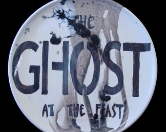 Ghost At The Feast Plate v2.0