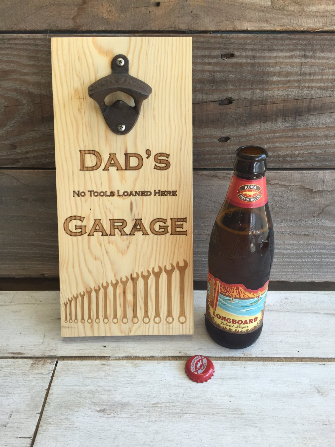 Personalized Gift Beer Bottle Opener Wedding By