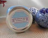 16 Oz Soy Blueberry Muffin Container Candle