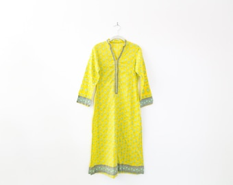 Bright Summer Cotton Indian Kurta