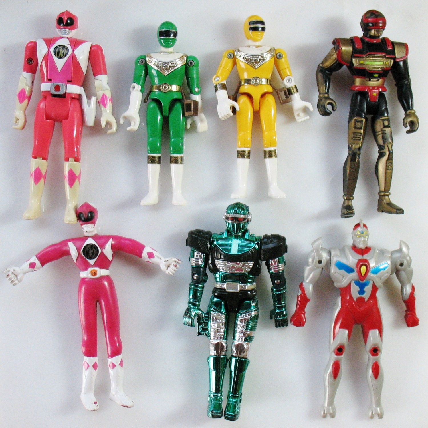 Best Power Ranger Toys And Action Figures : Power rangers toys deals on blocks