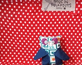Owl Plush MINI Animal - Keychain, Ornament, Mini-toy, Collect-them-all!
