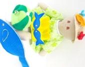 handmade childhood cancer awareness pal leukemia companion rag doll hospital buddy KK818G