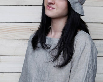 Pure Linen Hat/Panama Hat