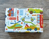 SALE - Toy Vehicles Boy's Wrapping Paper, 2 Feet x 10 Feet
