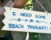 Custom HANDPAINTED WOOD or VINYL Sign - Your Choice of Up to 4 Words - Fun for Patio, Pool Area, Porch, Tiki-Bar, Home or Office