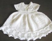 Custom order for Kristin; christening dress