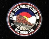 WSP Surprise Valley hat pin- Mongo Arts lapel pin