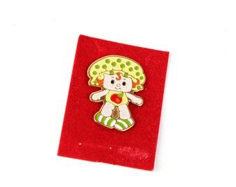Vintage strawberry shortcake jewelry etsy for Strawberry shortcake necklace jewelry