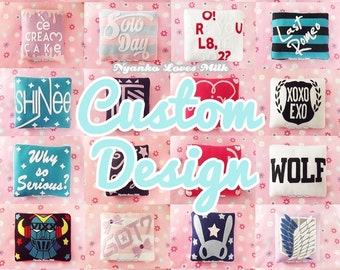 The Original Custom Design Kpop Pillow