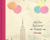Dream New York Postcard Book by Maybe Sparrow Photography - SIGNED -postcards - new york city art - gift book