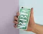 Monogram phone case - for iPhone 6, iPhone 6 plus, iPhone 5/5s, iPhone 4/4s, Samsung Galaxy S3, Samsung Galaxy S4, Samsung Galaxy S5