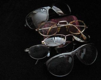 Designer Sunglasses Lot Destash Vintage Shades Sun Glasses Nine West Foster Grant Jones New York Romeo Gigli