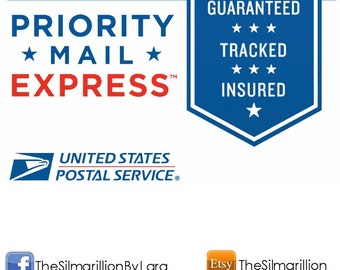 Upgrade to Priority Mail EXPRESS- 1 Day Delivery