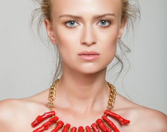 Corals Necklace