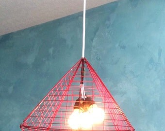 Red Crab Trap Light